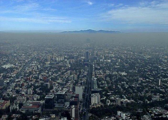 Mexico City, Mexico (Wikimedia Commons)