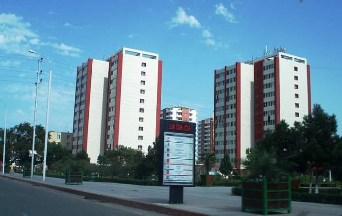 Sumgayit, Azerbaijan (Wikimedia Commons)