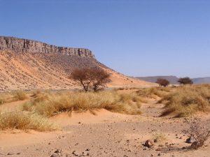 hoggar desert