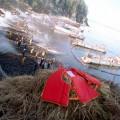 Exxon Valdez oil spill cleanup
