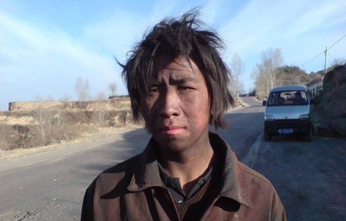 Coal worker in Linfen