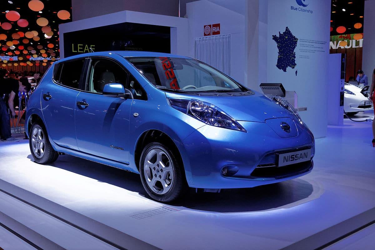 Nissan LEAF — MPGe: 115.5