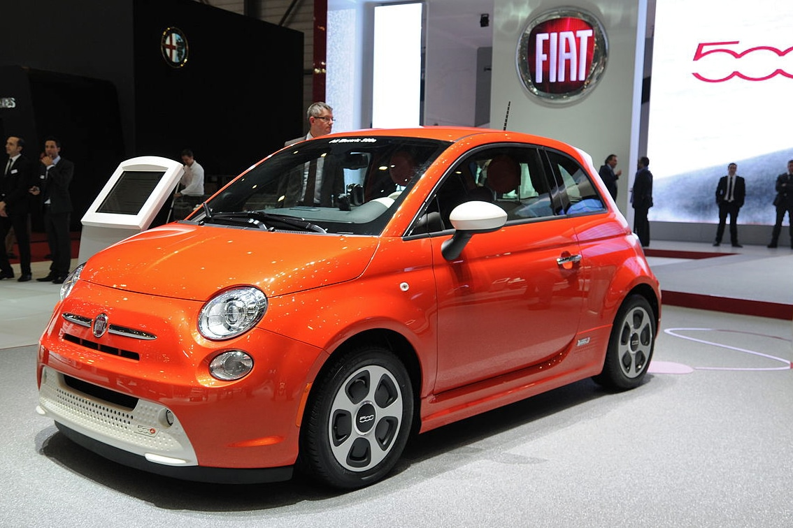 Fiat 500e — MPGe: 116