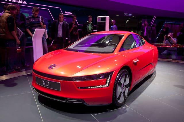 Volkswagen XL1 — MPGe: 261