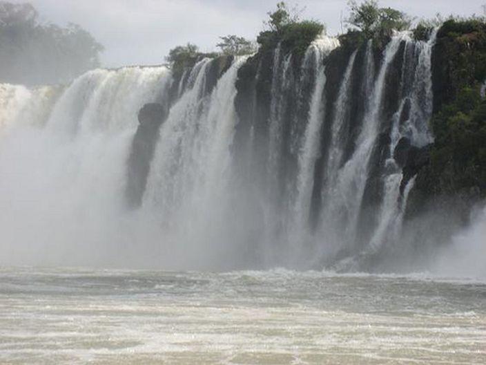 Cataratas del Iguazo (Ike Gomez Flickr)