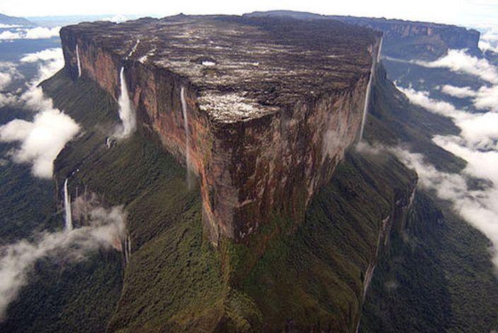 Mount Roraima, Brazil