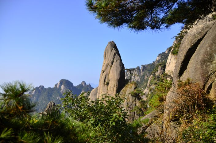 Mount Sanqingshan, China