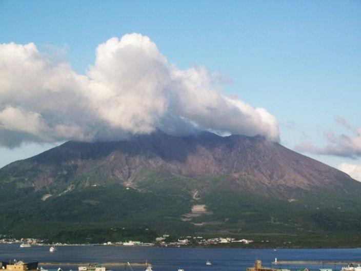 Sakurajima, Japan (Miranda/Flickr)