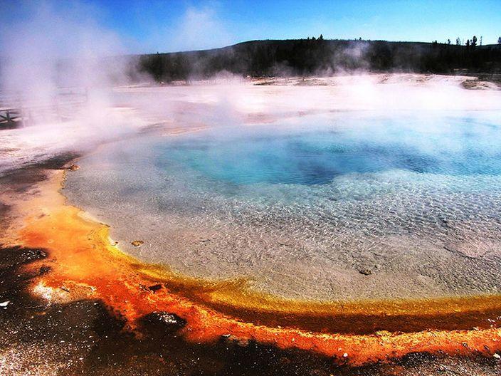 Yellowstone National Park, USA (Moonjazz/Flickr)
