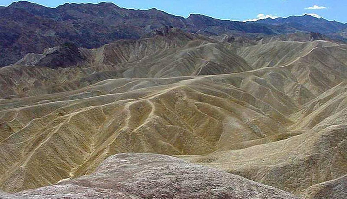 Death Valley, Nevada (Wikimedia)