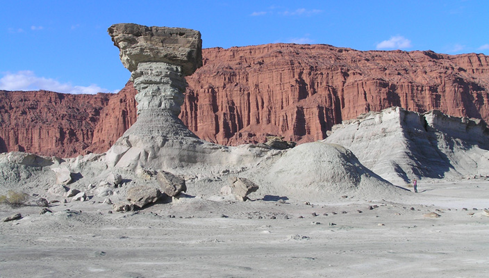 Valley of the Moon, Argentina (Wikimedia)