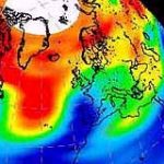 thermal view of ozone depletion