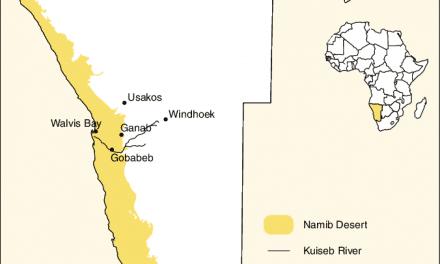 Namib Desert Facts: Conservation Status, Map, Climate, Wildlife