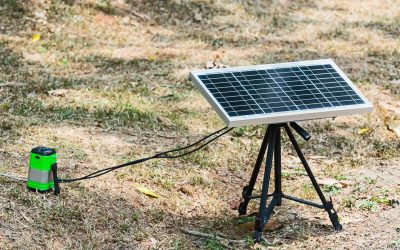 Fold and Go: Powering Your Life with Foldable Solar Energy Panels