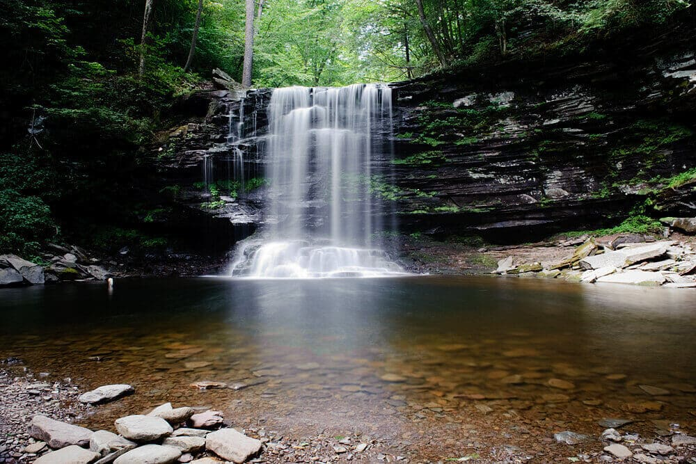 Ricketts Glen Fall