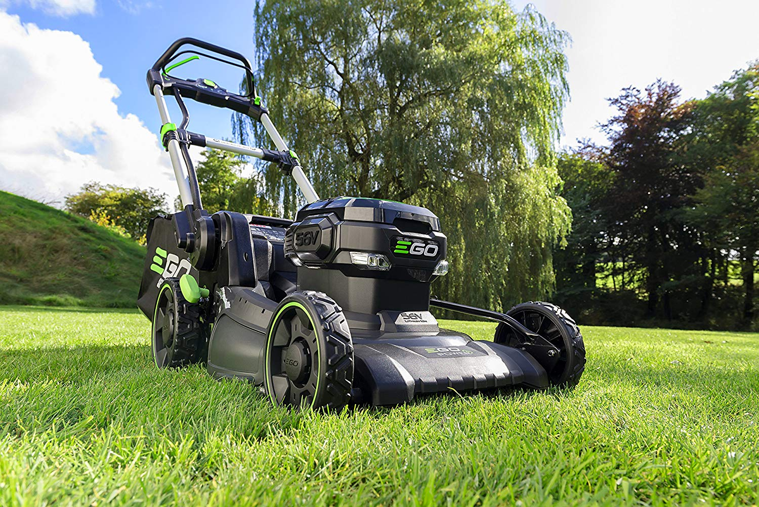 Best Cordless Lawn Mower 2020.Ego Lawn Mower Review An Excellent Battery Powered