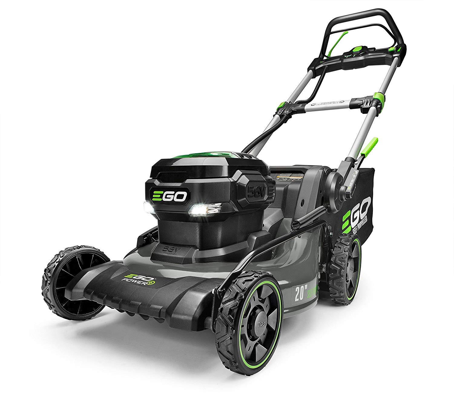 Best Lawn Mowers 2020.Ego Lawn Mower Review An Excellent Battery Powered